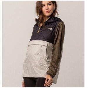 NORTH FACE Fanorak Womens Anorak Jacket PEYOTE